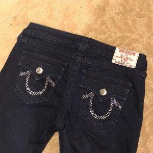 True Religion Crystal Pockets